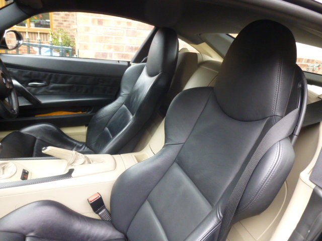 BMW Z4 3.0Si coupe,manual, 2007, Black, SOLD (picture 4 of 6)