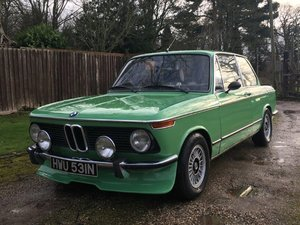 1975 BMW 1602 at ACA 13th April  For Sale