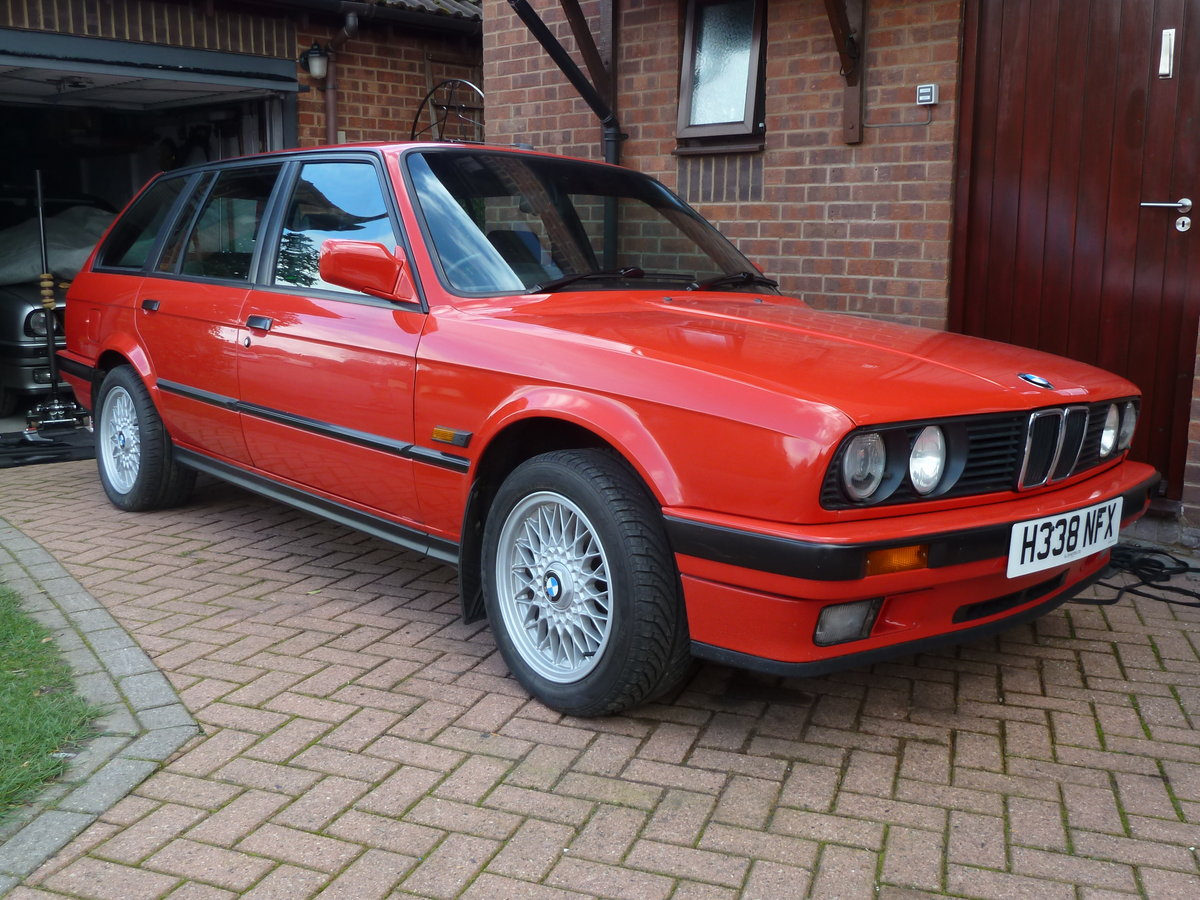 1990 BMW E30 325i Manual Touring For Sale (picture 1 of 6)