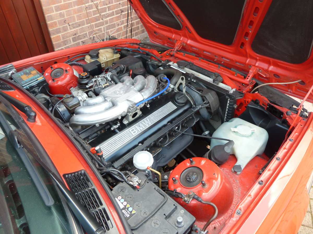 1990 BMW E30 325i Manual Touring For Sale (picture 3 of 6)