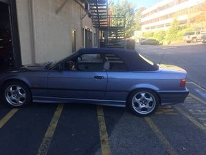 1997 BMW 3 Series 328i Convertible = Blue Auto $5.2k For Sale