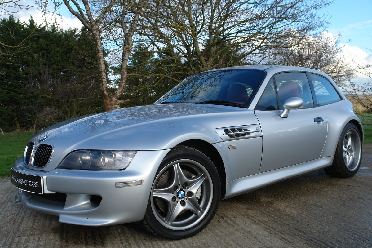 1999 BMW Z3M COUPE For Sale (picture 1 of 6)
