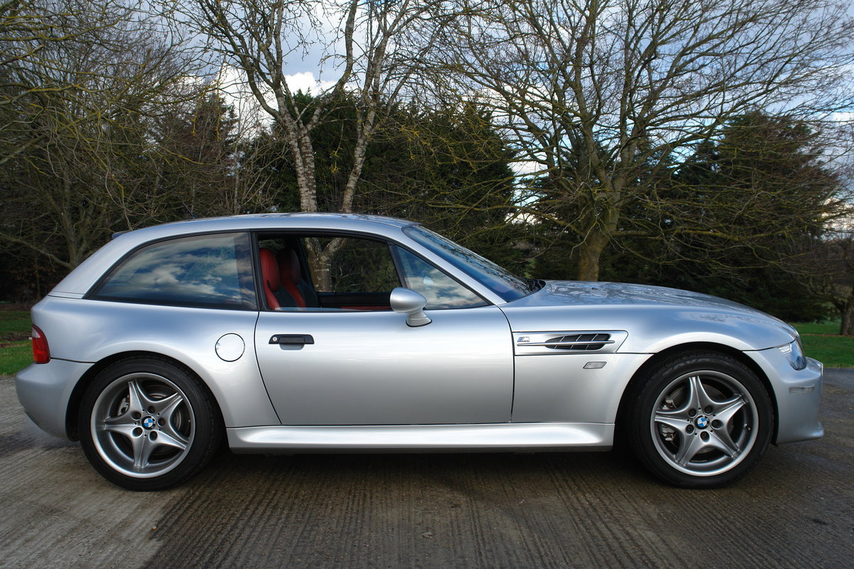 1999 BMW Z3M COUPE For Sale (picture 2 of 6)