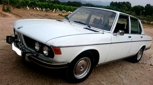 1977 BMW E3 2500 SALOON MANUAL LHD MINT LOW KMS For Sale