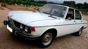 1977 BMW E3 2500 SALOON MANUAL LHD MINT LOW KMS