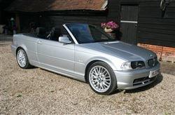 2003 E46 318 2.0 M-Sport Con-Barons Sandown Pk Tues 30 April 2019 For Sale by Auction