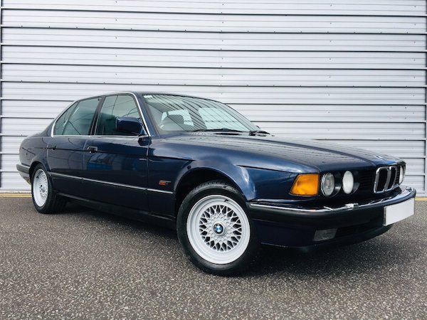 1988 Stunning Bmw 735i auto - 112k - 1 owner from new For Sale (picture 1 of 6)