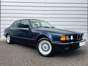 1988 Stunning Bmw 735i auto - 112k - 1 owner from new