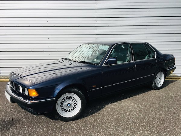 1988 Stunning Bmw 735i auto - 112k - 1 owner from new For Sale (picture 2 of 6)