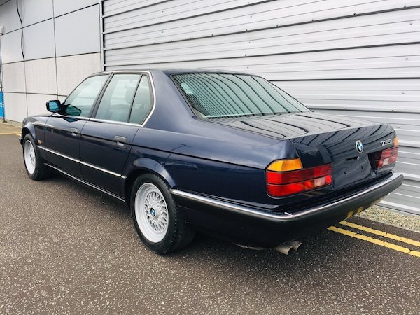1988 Stunning Bmw 735i auto - 112k - 1 owner from new For Sale (picture 3 of 6)