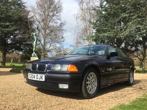 BMW E36 318Is Coupe 1998 1 Prior Owner