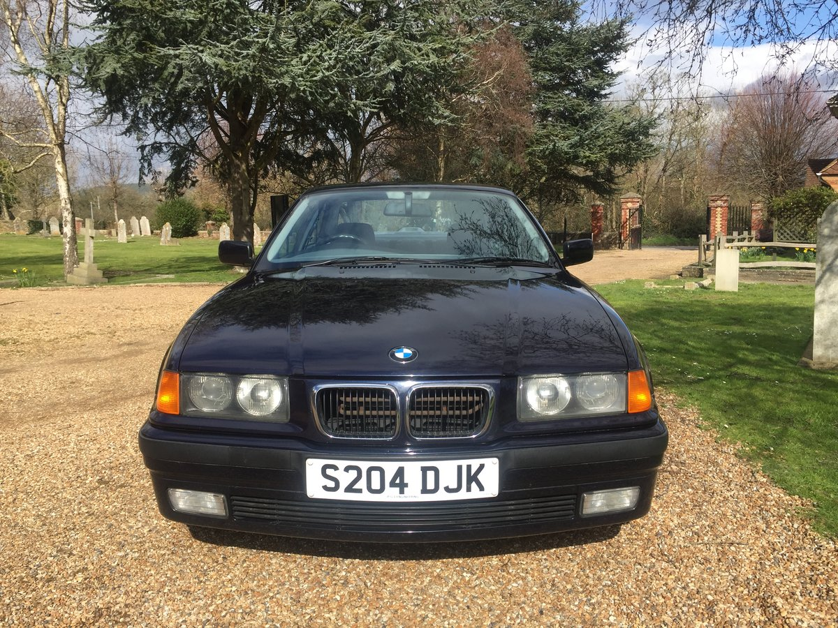 BMW E36 318Is Coupe 1998 1 Prior Owner SOLD (picture 4 of 6)