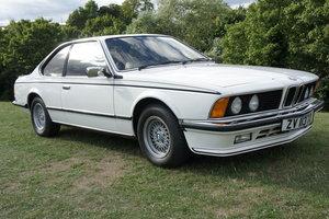 1983 BMW 635CSI ONLY 74k EX.ORIGINAL CONDITION FREE DELIVERY