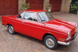1964 BMW 700 CS For Sale by Auction