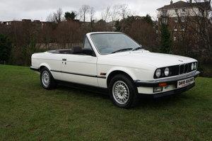 1986 BMW E30 325i Convertible timewarp condition For Sale