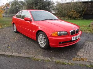1999 BMW 328 Coupe Auto.E46