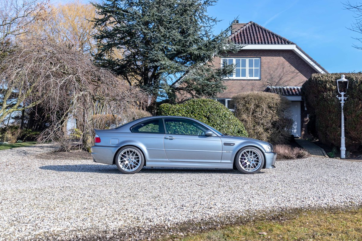 2004 BMW M3 CSL For Sale (picture 1 of 5)