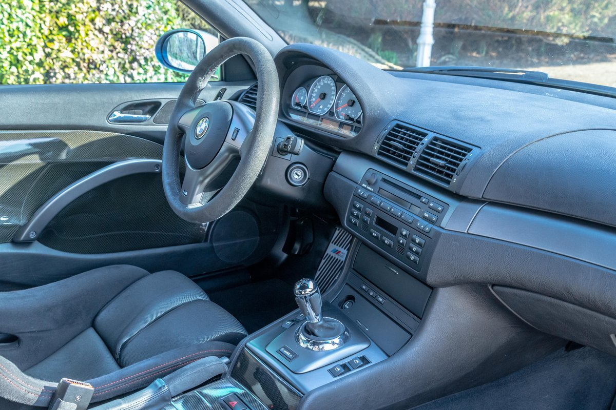 2004 BMW M3 CSL For Sale (picture 5 of 5)