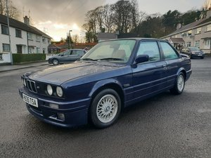 1990 Bmw E30 318IS geniune mtech2 For Sale