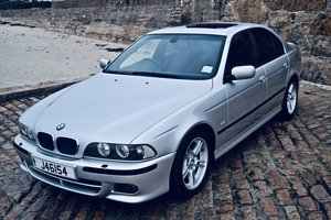 2000 M-Sport BMW 530i - 1 owner - 13 main agent stamps For Sale