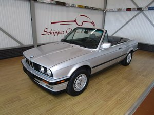BMW 325i E30 Cabrio For Sale