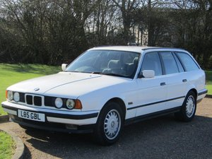 1993 BMW 525i X SE Touring Auto at ACA 13th April For Sale