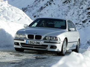 2002 BMW 530d M-SPORT E39 AUTO LOW MILEAGE STUNNING  For Sale