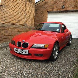 1998 BMW Z3 1.9 with hardtop
