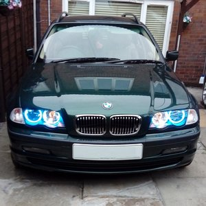 2000 BMW E46 318i TOURING ESTATE For Sale