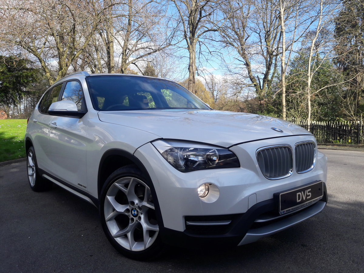 2012 BMW X1 2.0d Xdrive Xline only 35k miles For Sale (picture 1 of 6)