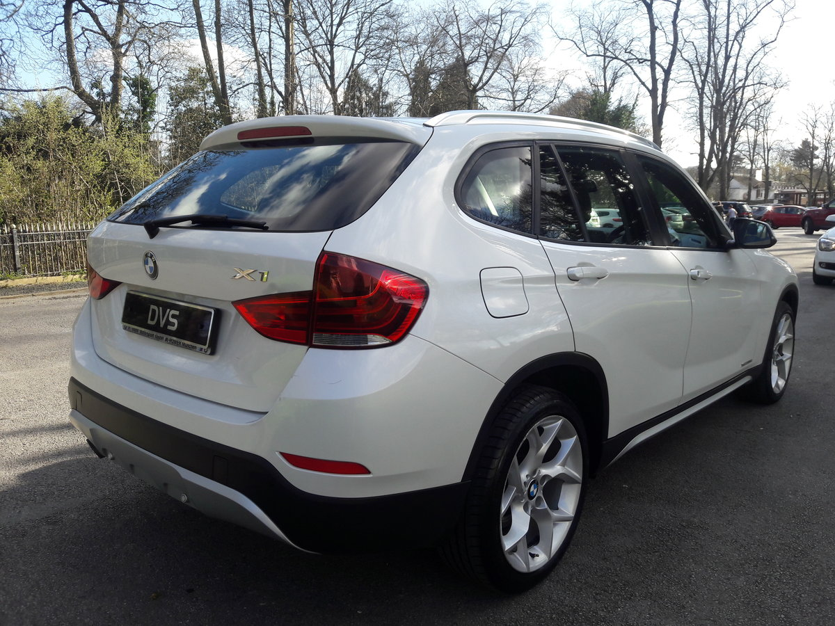 2012 BMW X1 2.0d Xdrive Xline only 35k miles For Sale (picture 2 of 6)