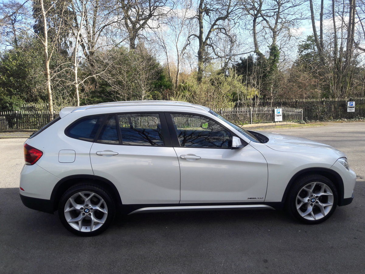 2012 BMW X1 2.0d Xdrive Xline only 35k miles For Sale (picture 3 of 6)