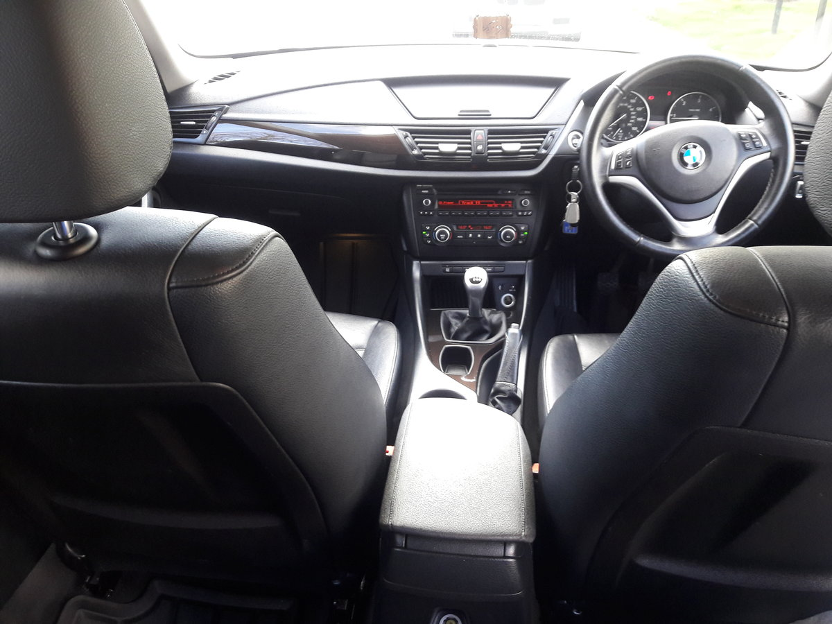 2012 BMW X1 2.0d Xdrive Xline only 35k miles For Sale (picture 5 of 6)