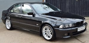 2002 ONLY 60,000 Miles - BMW E39 530 M Sport 'Champagne Edition' For Sale