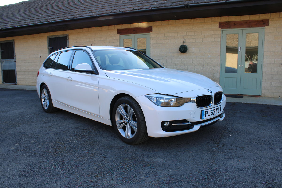 2013 BMW 320D SPORT AUTO- SOLD For Sale (picture 1 of 12)