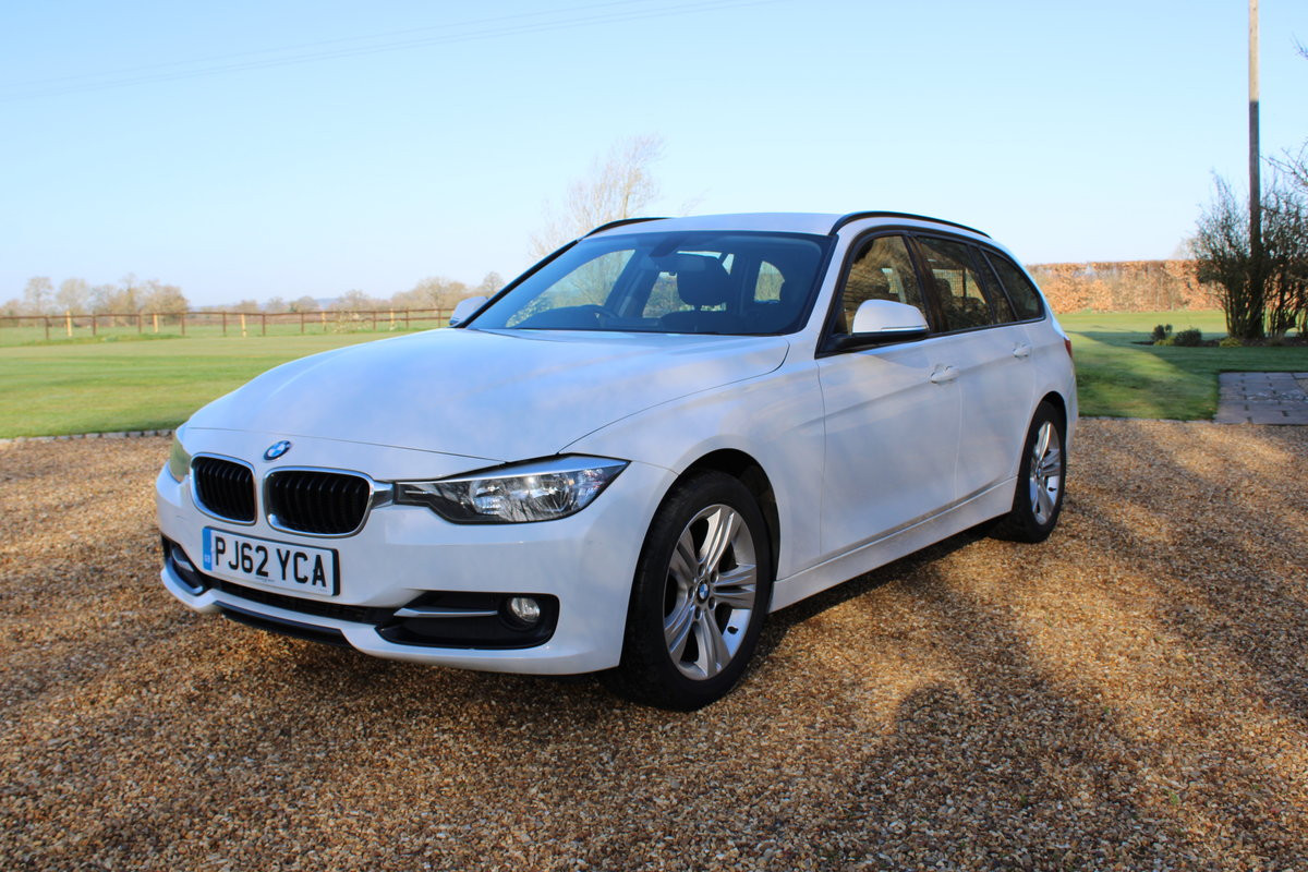 2013 BMW 320D SPORT AUTO- SOLD For Sale (picture 2 of 12)