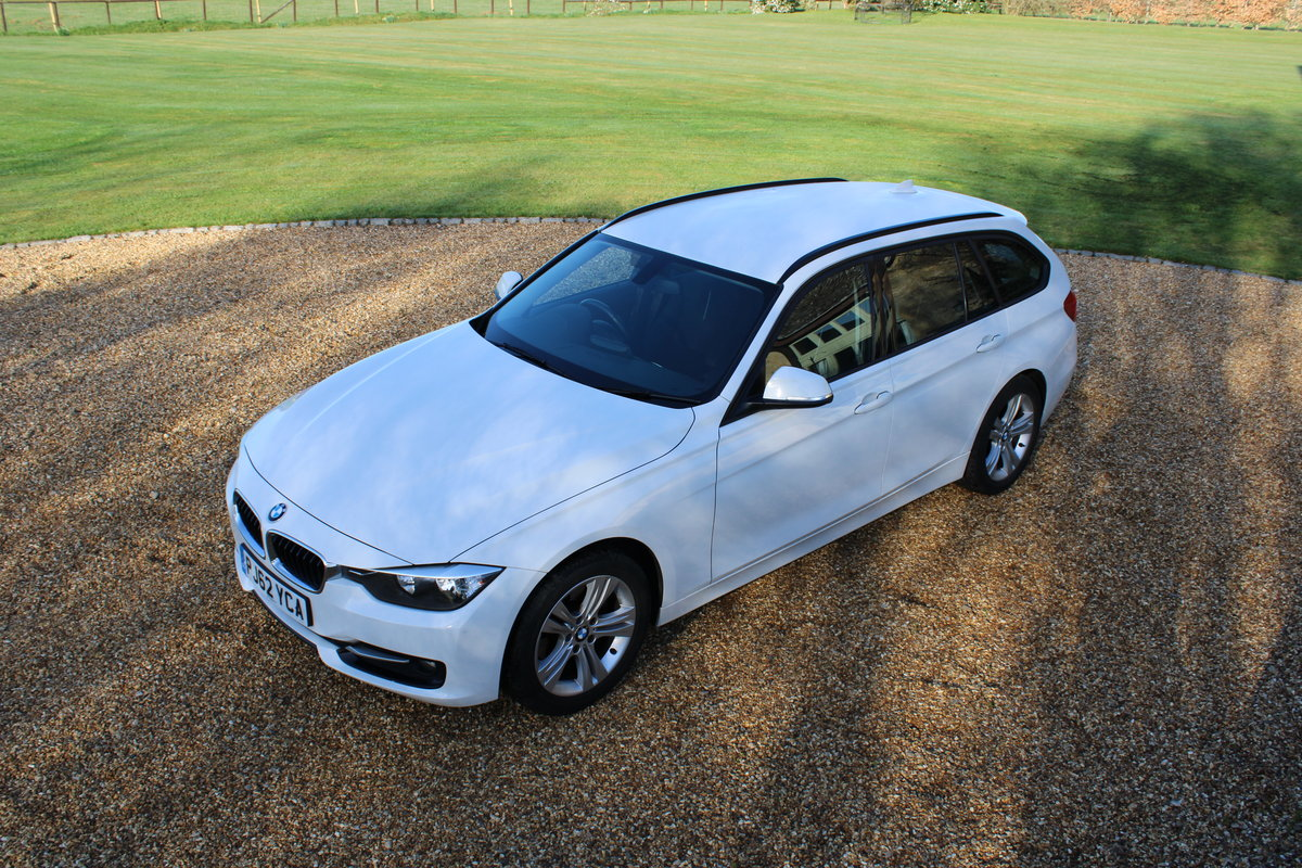 2013 BMW 320D SPORT AUTO- SOLD For Sale (picture 4 of 12)
