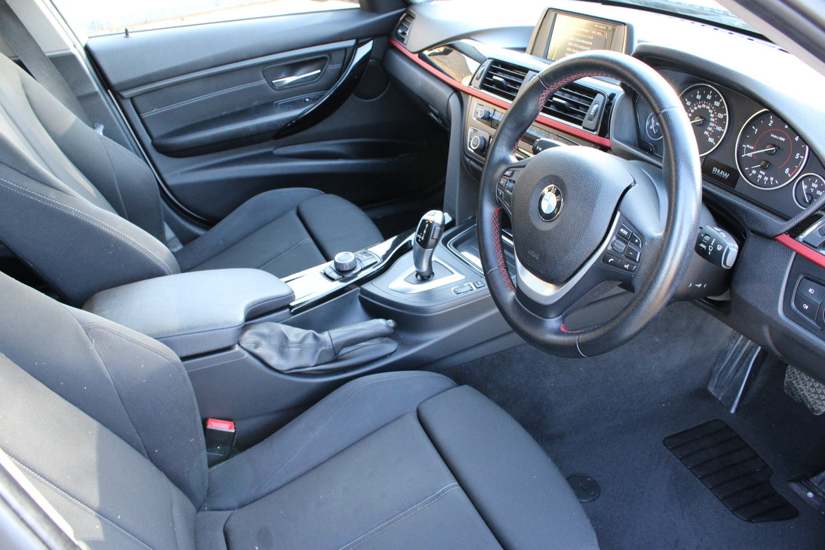 2013 BMW 320D SPORT AUTO- SOLD For Sale (picture 6 of 12)