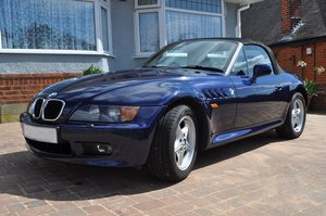 BMW Z3 1997 - to be auctioned 26-04-19 For Sale by Auction