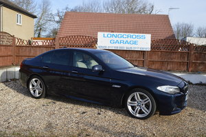 2012 BMW 5 Series 3.0 530d M Sport DIESEL AUTOMATIC For Sale