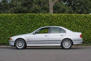 2000 BMW 528i = clean Silver(~)Black auto  49k miles  $15.5k