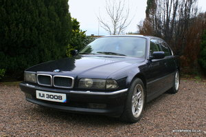 1996 BMW 728i LPG Orient Blue 129k For Sale