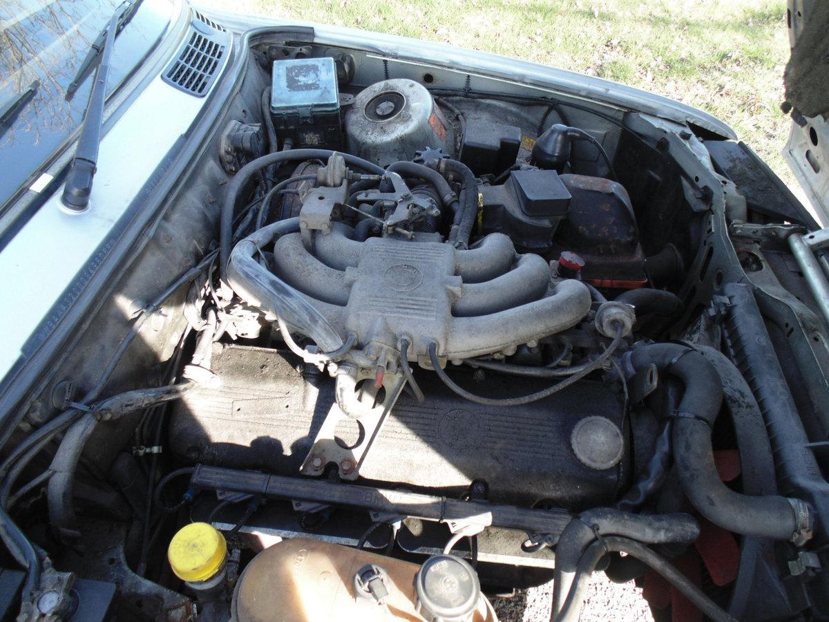 1985 BMW 320i Baur Cabriolet SOLD (picture 6 of 6)