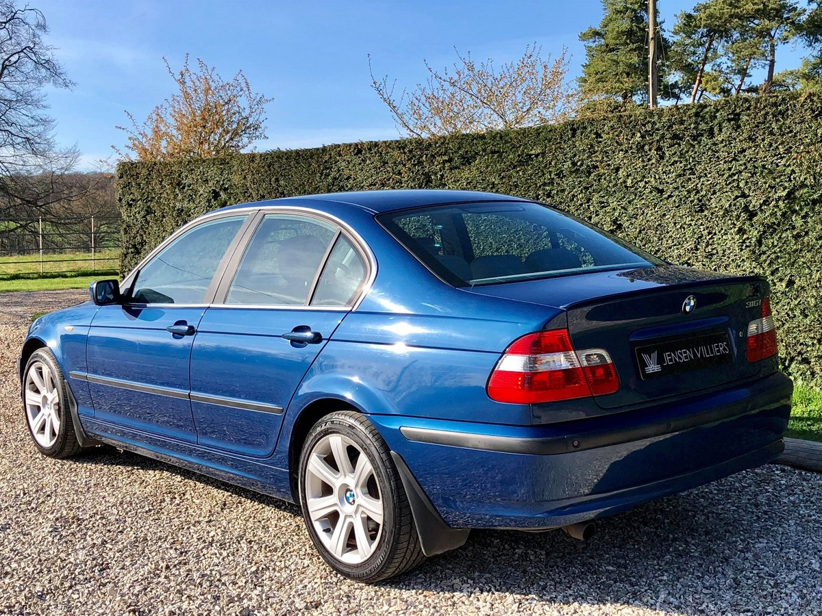 2001 BMW 316i SE **Low Miles, Sports Leather, MOT'd April 2020** SOLD (picture 2 of 6)