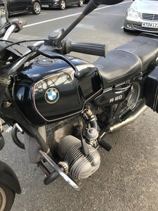 1986 Original unrestored BMW R80