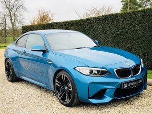 2017 BMW M2 **1 Owner, £7,000 of Options, 1 Years BMW Warranty** For Sale
