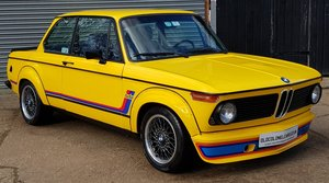 1972 Stunning BMW 2002 - S14 M Power engine - 5 Speed Manual For Sale