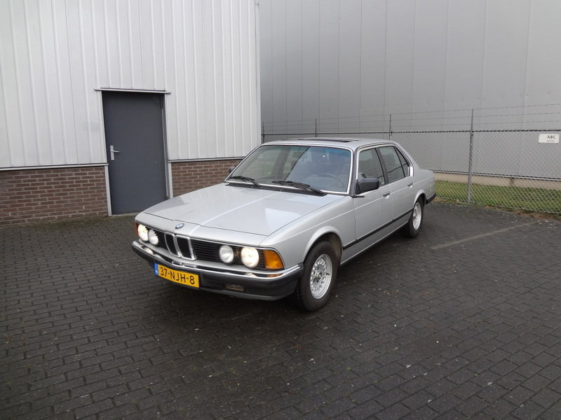 BMW 732i Manual Gearbox 1985 SOLD (picture 2 of 6)
