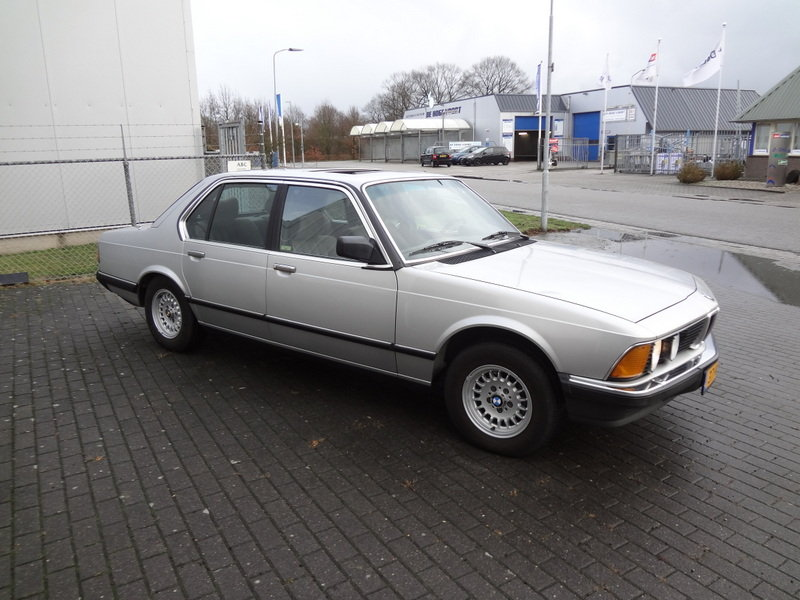 BMW 732i Manual Gearbox 1985 SOLD (picture 4 of 6)