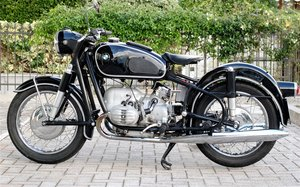 1965 BMW R 60/2 For Sale